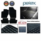 PETEX 13010PX SET 4 COVORASE CAUCIUC AUDI A4 1994-2000 PETEX